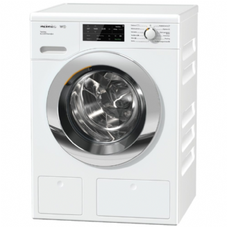 Miele WCI660 TDos XL&Wifi W1 Front-loading washing machine with TwinDos and large honeycomb drum